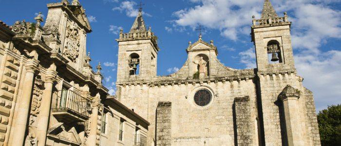 Monasterio Santo Estevo de Sil