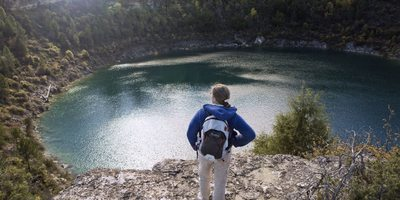 Laguna de la Cañada del Hoyo