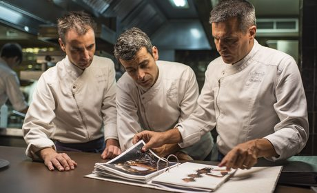 Restaurante Disfrutar, Barcelona 2017: cocina de vanguardia | Guía Repsol