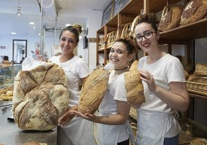 Apertura. panaderías bcn. Forn Baltá. Foto: Xavier Torres Bacchetta.
