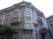 Fachada hotel Carlton de Bilbao