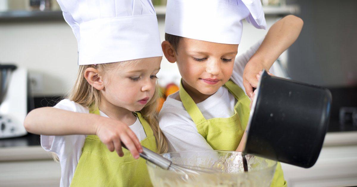 Recetas Sencillas Para Cocinar Con Ni Os Gu A Repsol