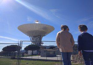 NASA Madrid con niños. Apertura. Foto: Johana Saldón