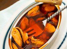 Mejillones en lata