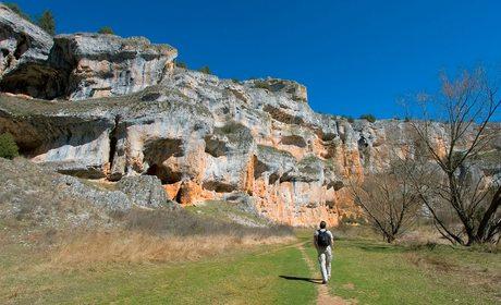 Apertura_Formaciones calizas del Cañón de Lobos. Foto: Shutterstock