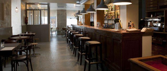 Bar Martinez, Madrid