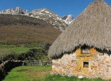 Teito típico asturiano