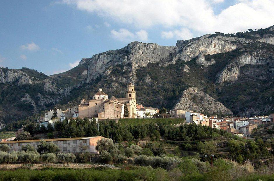 Villa monumental de Tivissa