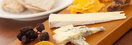 La temperatura ideal para servir el queso es entre 18 y 25 grados.