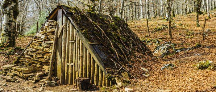 Antiguo refugio de pastores
