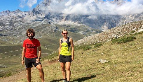 Celebración de la carrera Desafío Cantabria | Guía Repsol