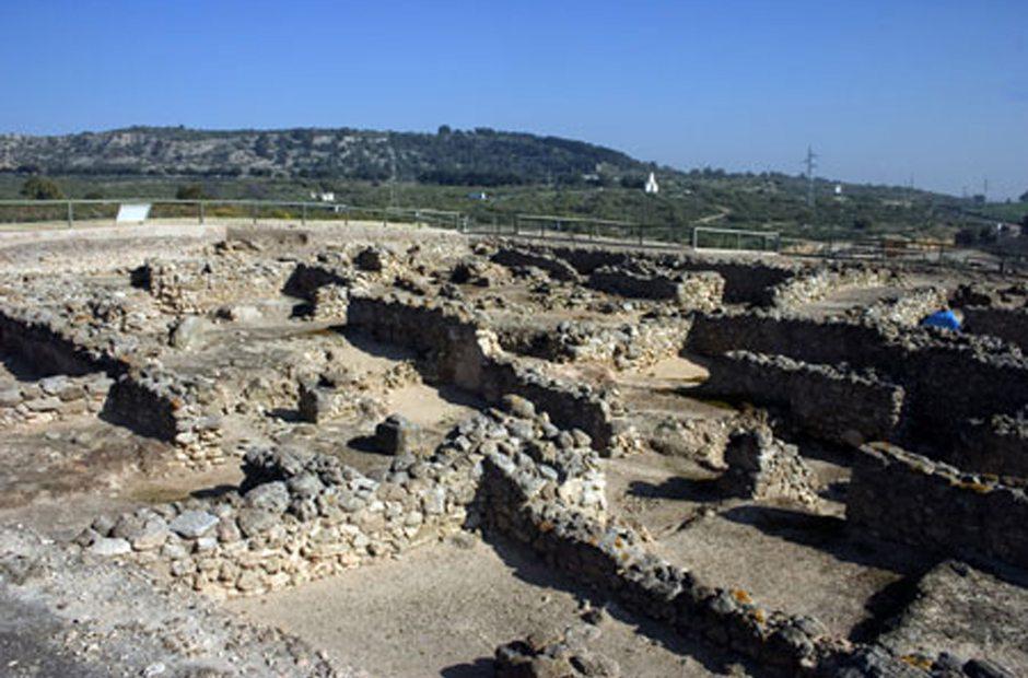 Yacimiento arqueológico fenicio Castillo de Doña Blanca