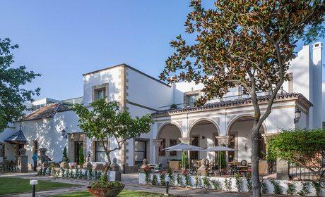 Hotel Duques de Medinacelli. Foto: cedida
