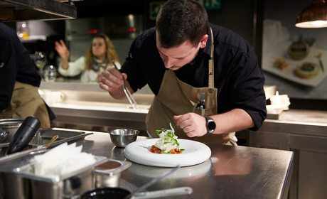Tres restaurantes de Barcelona de alta cocina a buen precio | Guía Repsol