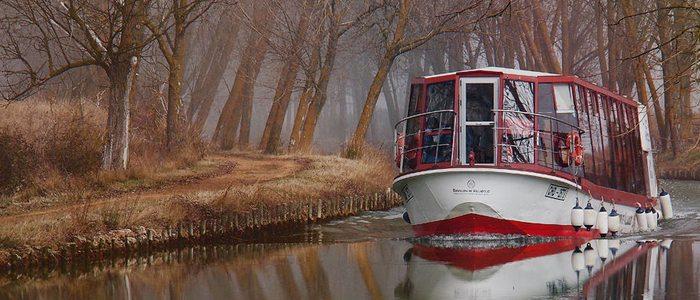 Recorrido por el Canal de Castilla