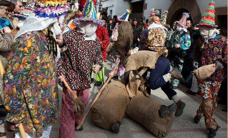 Carnaval de Lantz, Navarra | Guía Repsol