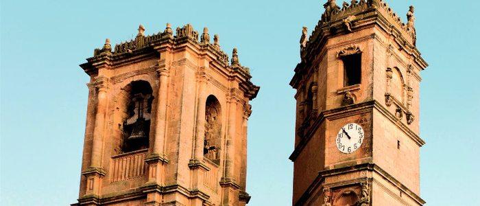 Torres del Tardón y La Trinidad de Alcaraz
