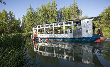 Canal de Castilla, Herrera de Pisuerga (Palencia) | Guía Repsol