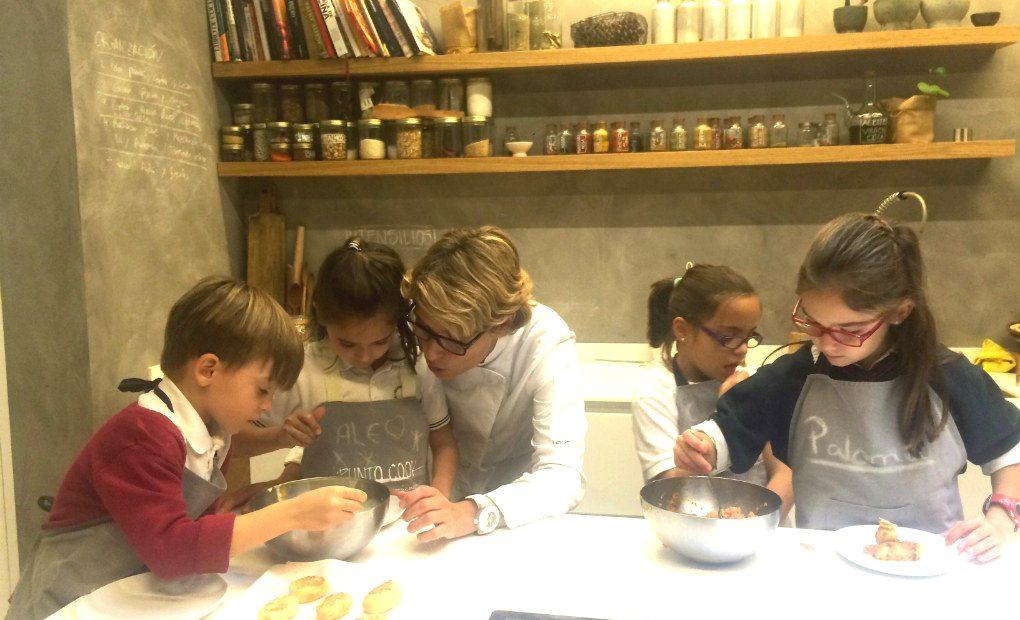 Escuelas y cursos de cocina para ni os en madrid gu a repsol for Cursos de cocina madrid