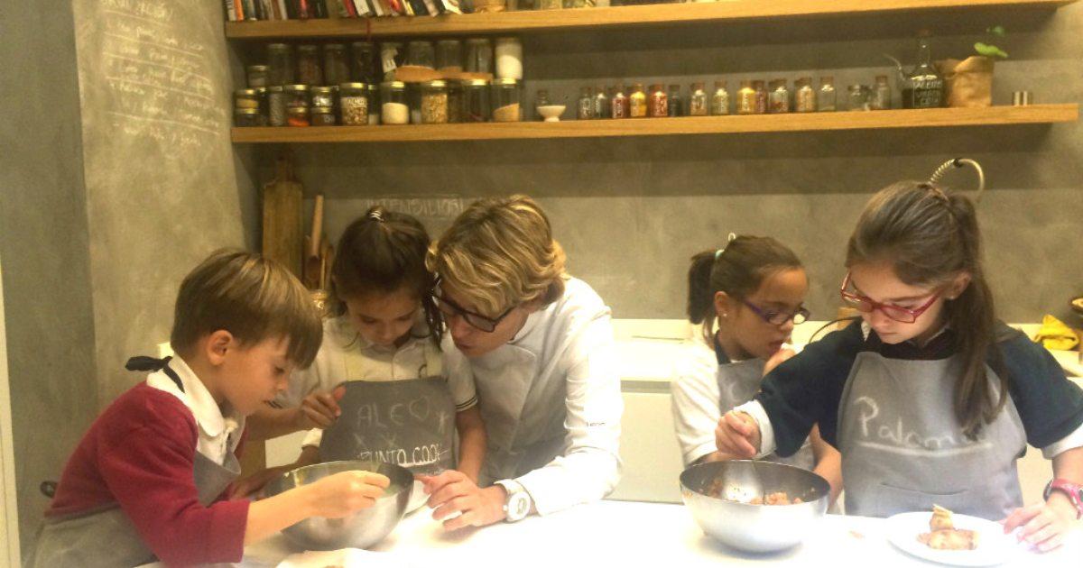 Escuelas y cursos de cocina para ni os en madrid gu a repsol - Cursos de cocina para ninos en madrid ...