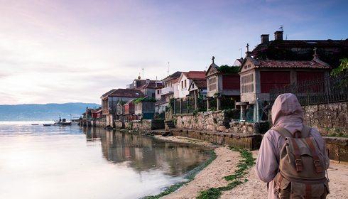 Planes en las Rías Baixas en Galicia   Guía Repsol