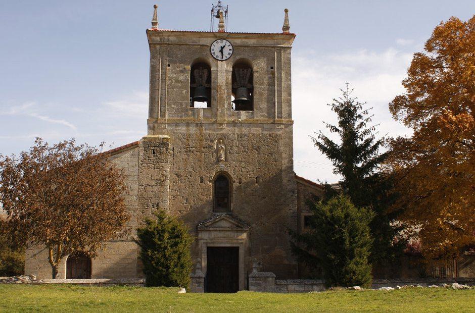 Iglesia de Avellanosa del Parámo