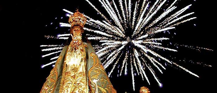Fiesta de la Virgen del Castillo de Yecla