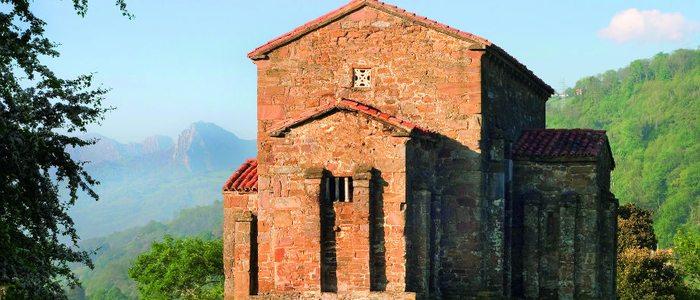 Iglesia románica de Santa Cristina de Lena