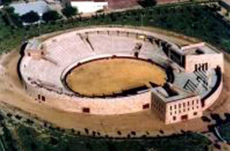 Auditorio- plaza de toros