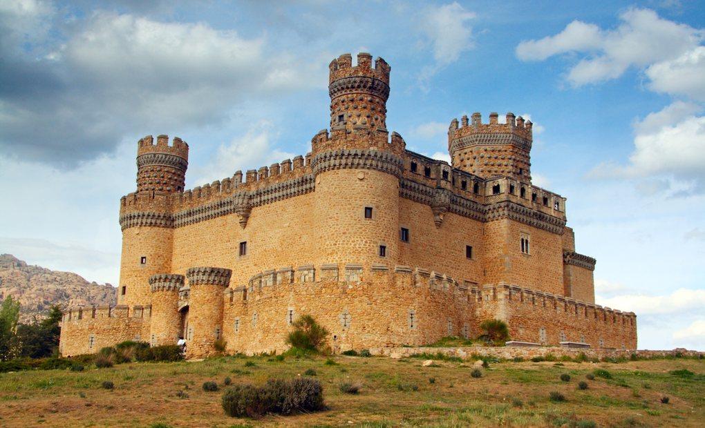Opiniones de castillos de espana - Polideportivo manzanares el real ...