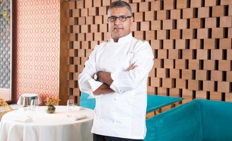 Donde comen los cocineros Atul kochhar