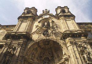 Iglesia de Santa María, Donostia