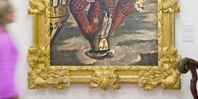Cuadro de Felipe V.