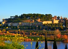 Panorámica Badajoz