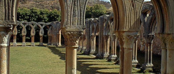 Claustro de San Juan de Duero