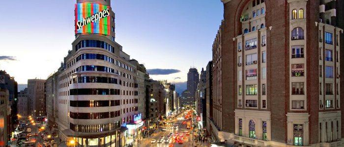 Hotel Vincci Capitol, Madrid
