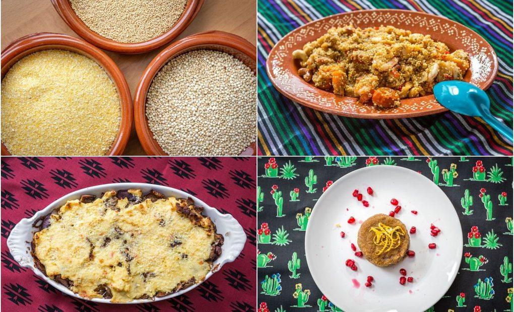 Tres recetas con granos del mundo | Guía Repsol