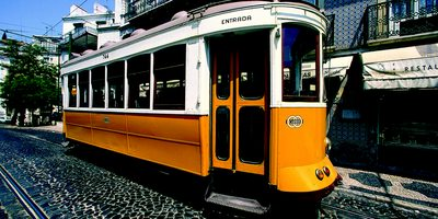 Tranvía de Alfama
