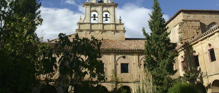 Monasterio de Cañas