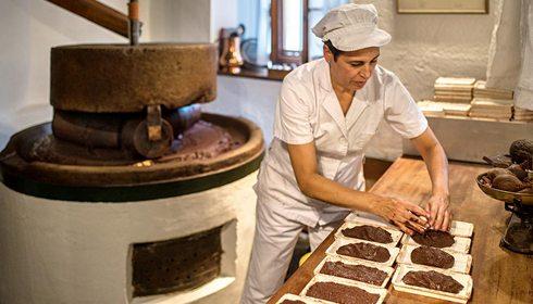 Chocolates de Mendaro Saint-Gerona (Guipúzcoa)   Guía Repsol