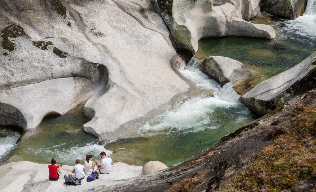 Valle del jerte c ceres gu a repsol for Piscinas naturales en caceres