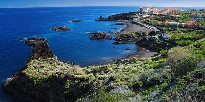 Playa Los Cancajos. / Autor: Saul Santos. / Cedida por: Patronato de Turismo de La Palma.