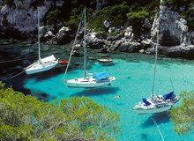 Cala Macarelleta, en Menorca