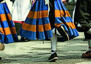 Baile regional asturiano