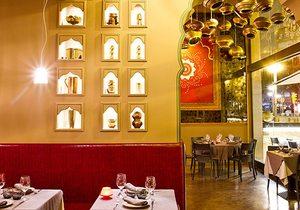 Restaurante Rangoli