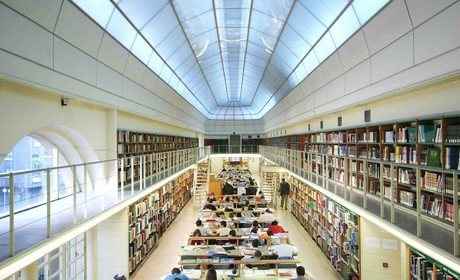 Apertura_Biblioteca Castilla y León, Valladolid. Foto: cedida