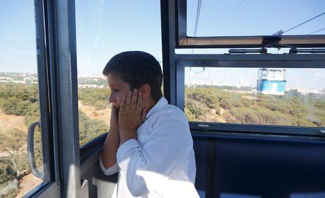 Ocio con niños: viaje en teleférico por Madrid | Guía Repsol