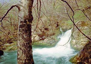 Cascada del río Urederra