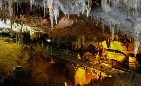 Tesoros subterráneos en Cantabria