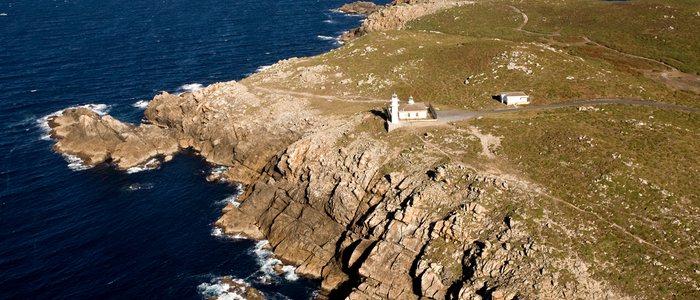 Cabo Touriñán. / Cedida por: Turismo de Galicia